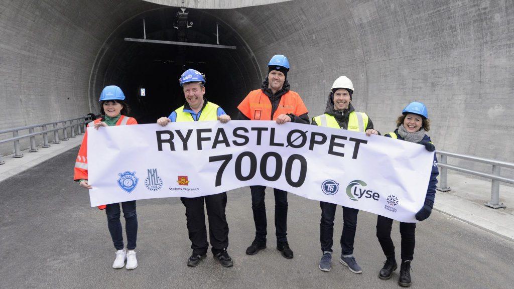 ASAP Personal støtter Ryfastløpet 2019